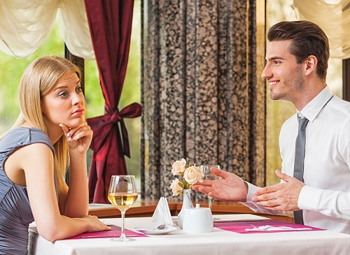 Второе свидание